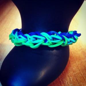 photo du bracelet trio Diamant