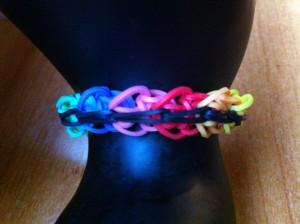 bracelet diamant crête