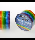motif arc-en-ciel it'z duct tape