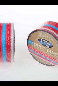 motif LIEF fille it'z duct tape