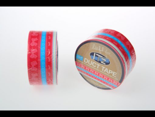 motif LIEF fille it'z duct tape