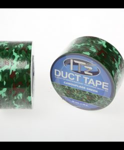 DUCT TAPE CAMOUFLAGE VERT