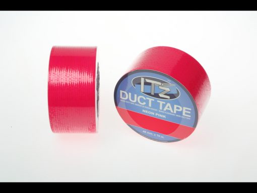 DUCT TAPE ROSE FLUO