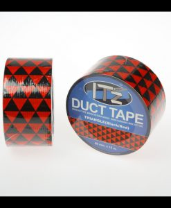 DUCT TAPE TRIANGLE ROUGE