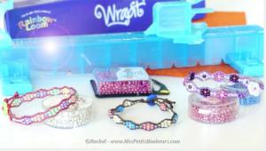 Bracelet petites fleurs WRAPIT