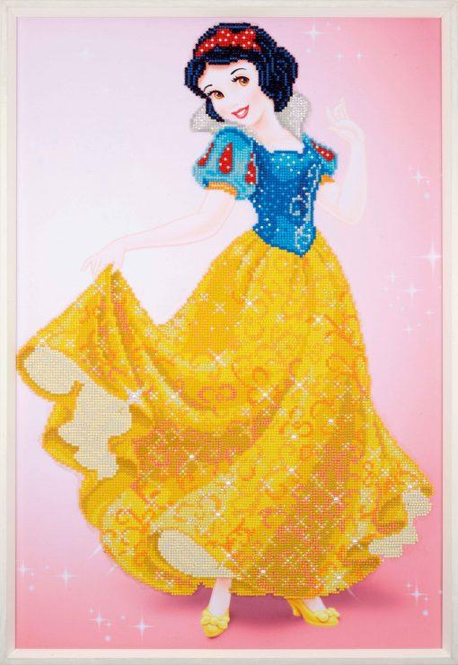 Kit diamond dotz princesse disney blanche neige kit de broderie diamant diamond painting - La princesse blanche neige ...