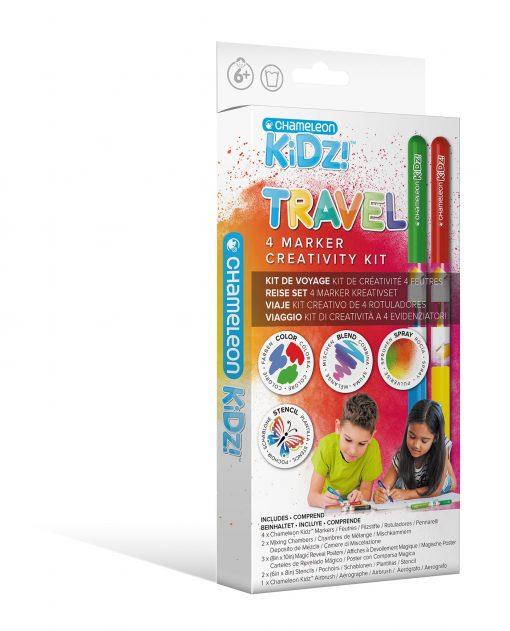 Travel Kit Render